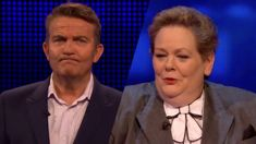 Anne Hegerty shocks Bradley Walsh with a questionable comment about a contestant on The Chase