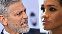 George Clooney defends Meghan and compares her to Diana in controversial interview