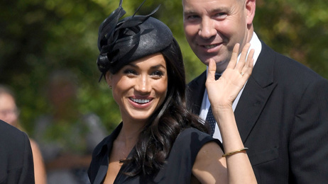 Meghan Markle's bizarre party film set to be re-released this year