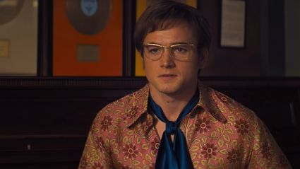 Why Taron Egerton was chosen as Elton John for Rocketman