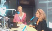 Danielle Cormack shocks Mel and JT during the Quick Fire Five