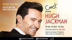 Coast Presents Hugh Jackman