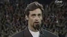 Hugh Jackman's anthem