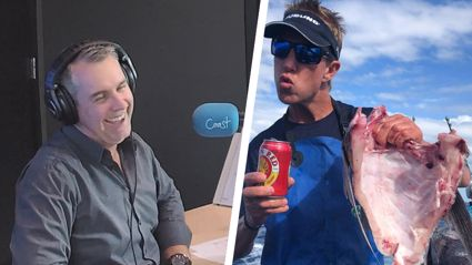 Matt Watson reveals how a marriage relied on a 20 lb snapper