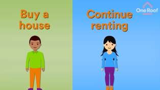Buying or renting: OneRoof crunches the numbers