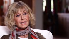 """Olivia Newton-John talks about her cancer battles: """"You can be a victim, or you can be a winner"""""""