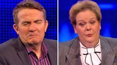 Bradley Walsh is left speechless by Anne Hegerty's hilarious confession on The Chase