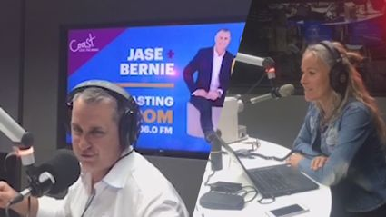 Bernie opens up about her 'eventful' trip to Whangarei