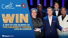 Win a trip to The Celebrity Chase in the UK!