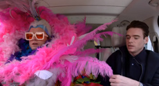 Taron's Carpool Karaoke