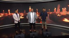 Sol3 Mio perform breathtaking piece for Christchurch