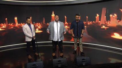 Sol3 Mio perform breathtaking piece for Christchurch