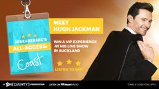 Win a Meet & Greet With Hugh Jackman!