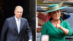 Reports Prince Andrew and Fergie are back together!