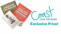 Exclusive Prize for Coastline Subscribers - April 10, 2019