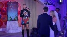 Celine Dion, Wedding Crasher!
