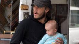Heath Ledger's daughter Matilda is all grown up and looks just like her famous father ...