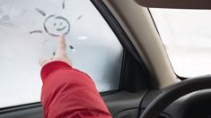 This super simple yet bizarre hack will stop your car windows from fogging up this winter ...