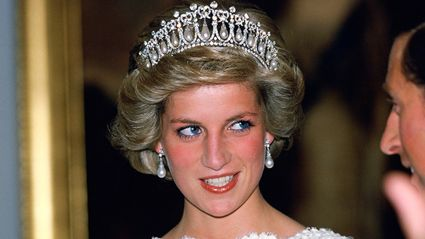 'The Crown' has just revealed the actress who'll be playing Princess Diana - and she definitely looks the part!