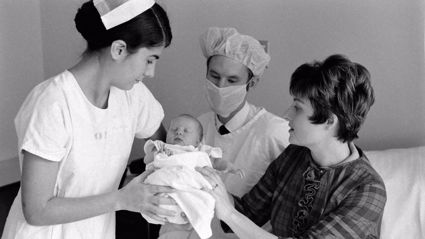 Mums have been left horrified after a hospital's instructions for new mothers from 1968 went viral