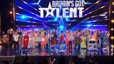 Kids' perform ADORABLE cover of Queen's 'Don't Stop Me Now' leaving Britain's Got Talent judges in tears