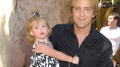 Remember Anna Nicole Smith's baby daughter? Well, this is her today!