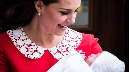 New photos of Prince Louis have been released to mark his FIRST birthday - and he is ADORABLE!