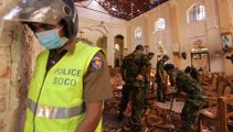 Sri Lanka Easter attacks: The death toll has jumped to 290