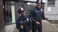 These two cops have gone viral with their soulful a cappella cover of The Temptations' hit 'My Girl'