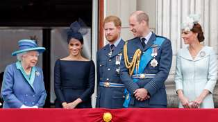 These are the eight words the royals refuse to say ...