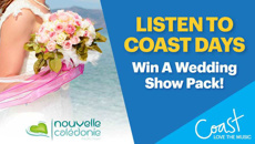 Win A Wedding Show Pack Thanks to New Caledonia Travel!