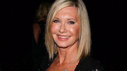 """Olivia Newton-John shares update on her health following earlier reports she had """"weeks left to live"""""""