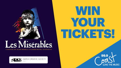 Hawke's Bay - Win your tickets to Napier Operatic's Les Misérables!