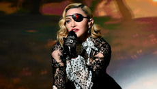 Madonna stuns by performing with holograms of herself at the Billboard Music Awards