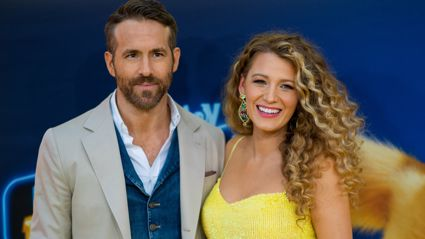 Blake Lively and Ryan Reynolds reveal they're expecting their third baby
