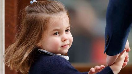 This is apparently what Princess Charlotte will look like when she's 18 years old ...