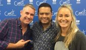 """Jason Reeves and Bernadine Oliver-Kerby put The Chase star Paul Sinha to the test to see whether he's a """"Saint or a Sinha"""""""