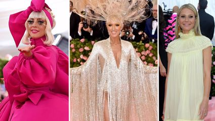 These are all the weird and wonderful looks from the 2019 Met Gala's pink carpet ...