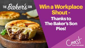 Win a Workplace Shout - thanks to The Baker's Son!