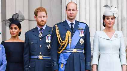Fans think Prince William's response to Baby Sussex's arrival proves there's a rift between him and Meghan Markle