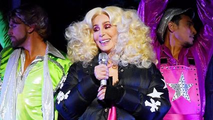 Cher performs surprise cover of ABBA's 'Waterloo' at the Met Gala