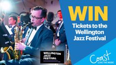 Win your tickets to the Wellington Jazz Festival