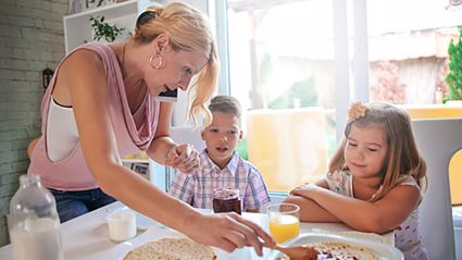 Study reveals what stay-at-home mums' salaries would be if they actually got paid ...