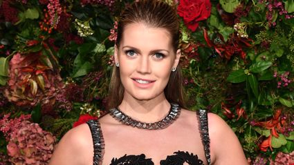 Princess Diana's niece Lady Kitty Spencer shocks after stepping out with 60-year-old boyfriend