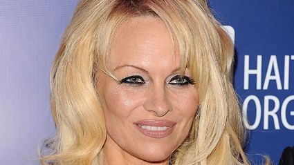 Pamela Anderson looks unrecognisable in sexy '60s inspired photo shoot for Vogue