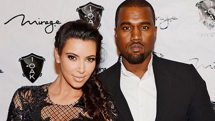 Kim Kardashian has finally revealed her newborn son's name - and it has broken the law in New Zealand
