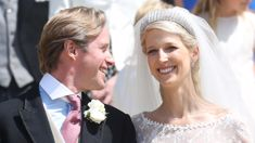 ROYAL WEDDING: Here's your first look at Lady Gabriella Windsor's wedding dress!