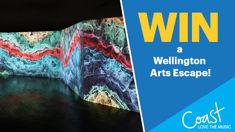 Win a Wellington Arts Escape!