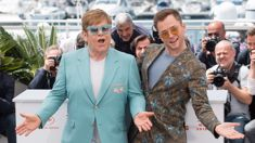 Elton John and Taron Egerton have released a brand NEW song together - and we love it!