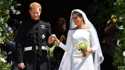 Meet the Kiwi who played a big part in Prince Harry and Meghan Markle's wedding ...